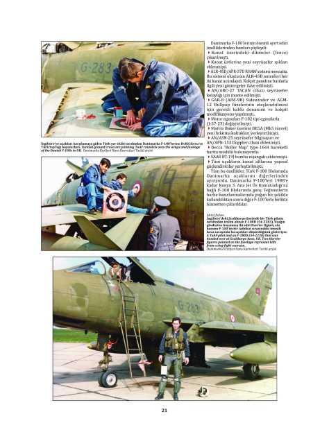 F 100 D Super Sabre  Turquie  ESCI  1/72 Levent10