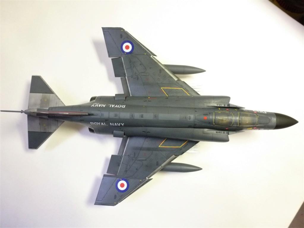 F 4 fg 1 Phantom II  Royal Navy   Airfix 1/72 - Page 2 P1130414