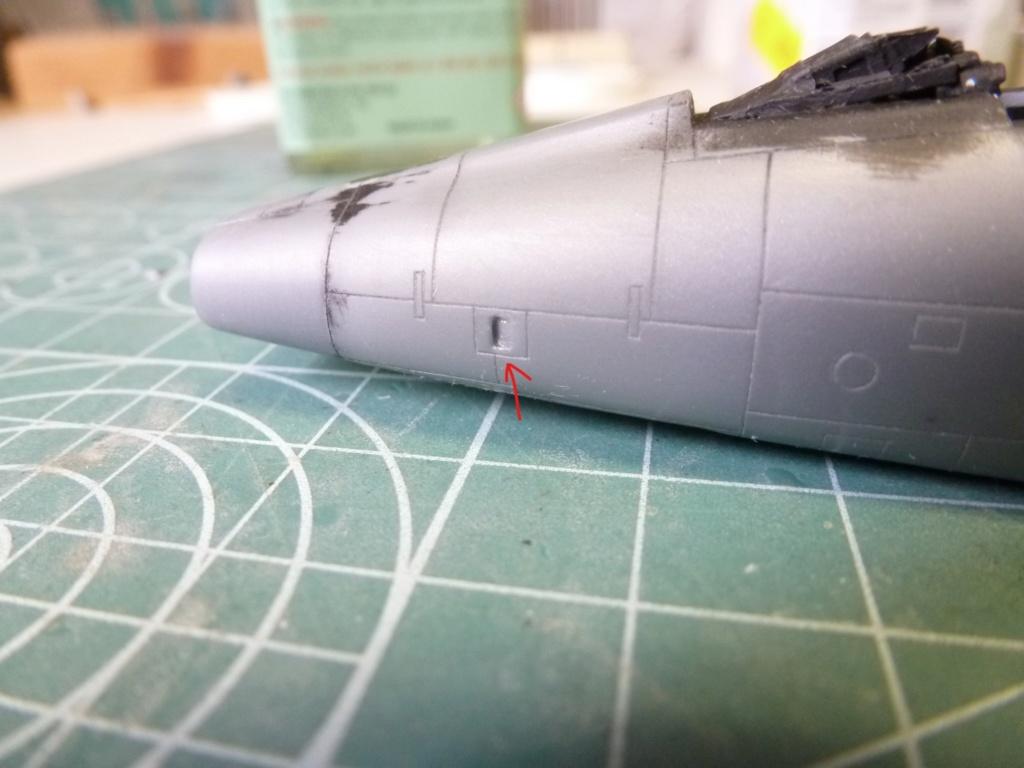 F 100 D Super Sabre  Turquie  ESCI  1/72 P1150443