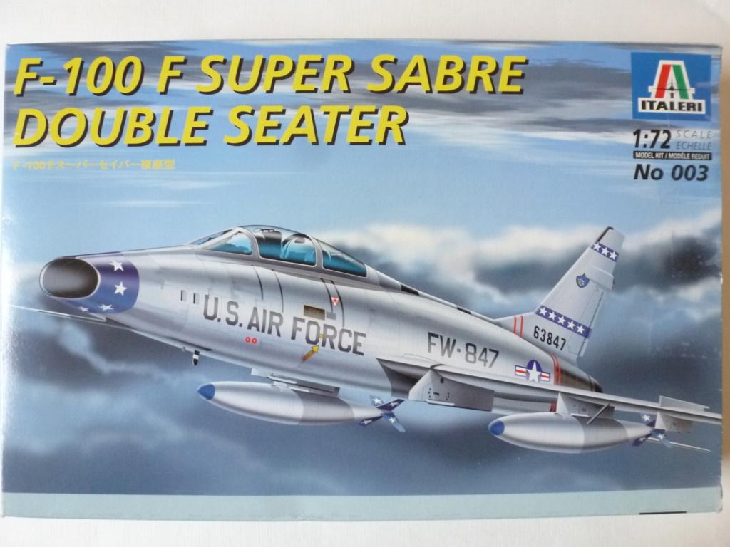 F 100 D Super Sabre  Turquie  ESCI  1/72 P1150611