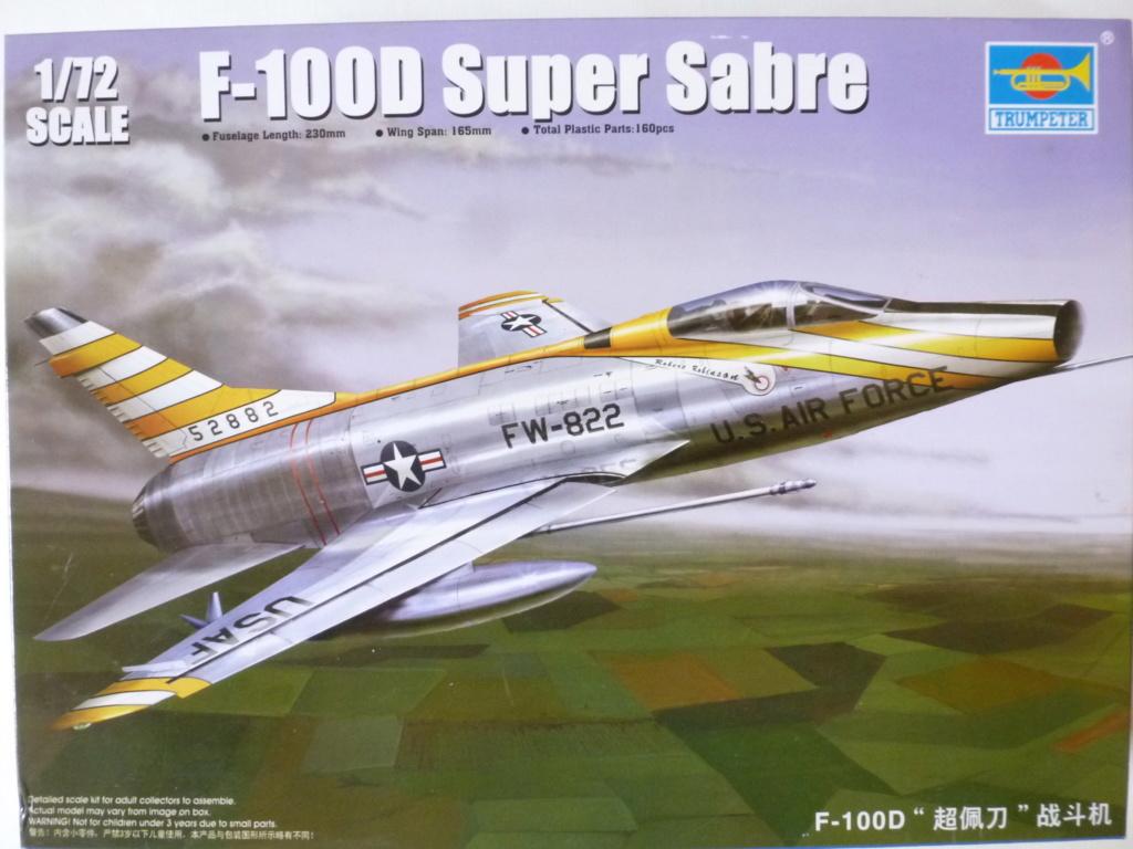 F 100 D Super Sabre  Turquie  ESCI  1/72 P1150612