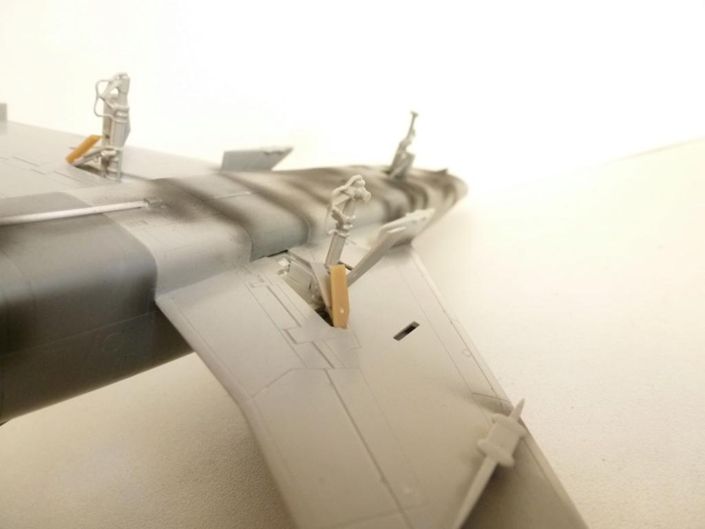 F 100 D Super Sabre  Turquie  ESCI  1/72 P1150620