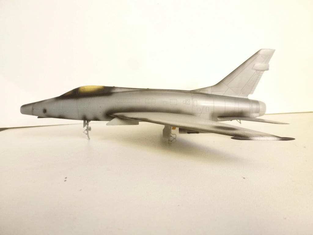 F 100 D Super Sabre  Turquie  ESCI  1/72 P1150623