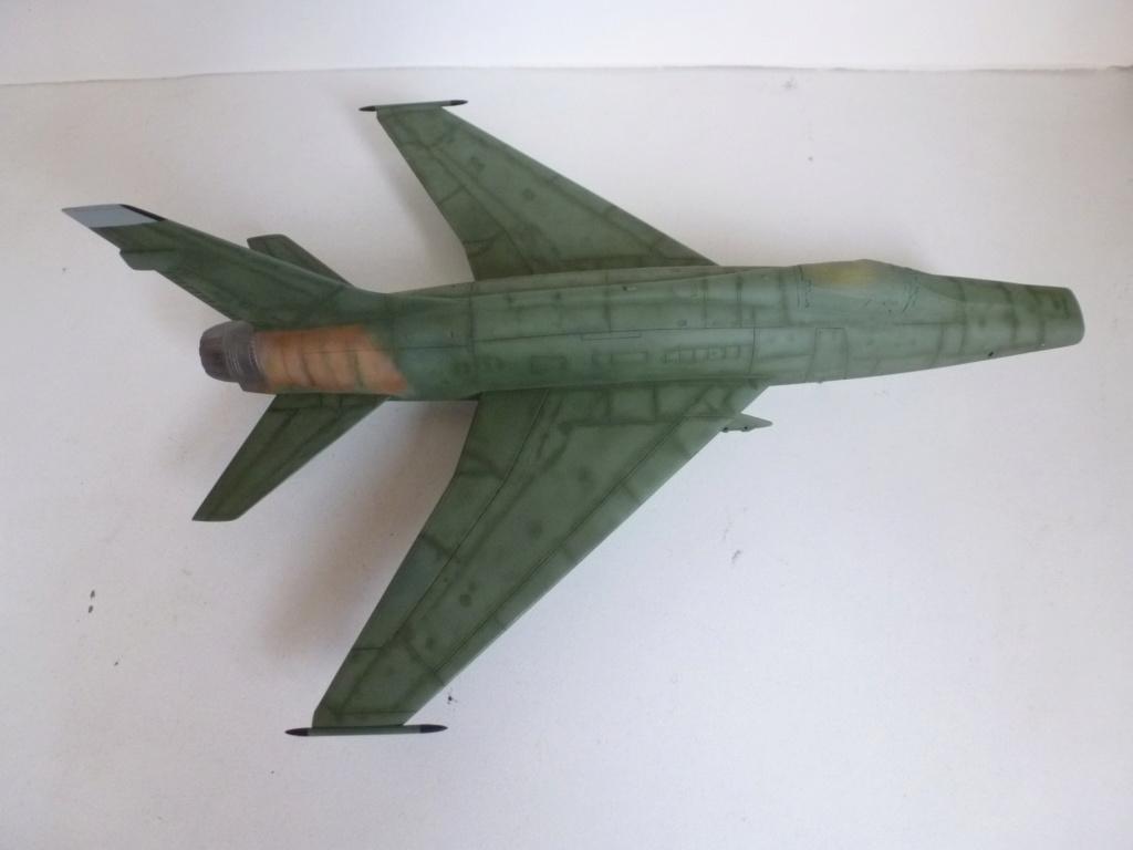 F 100 D Super Sabre  Turquie  ESCI  1/72 P1150712