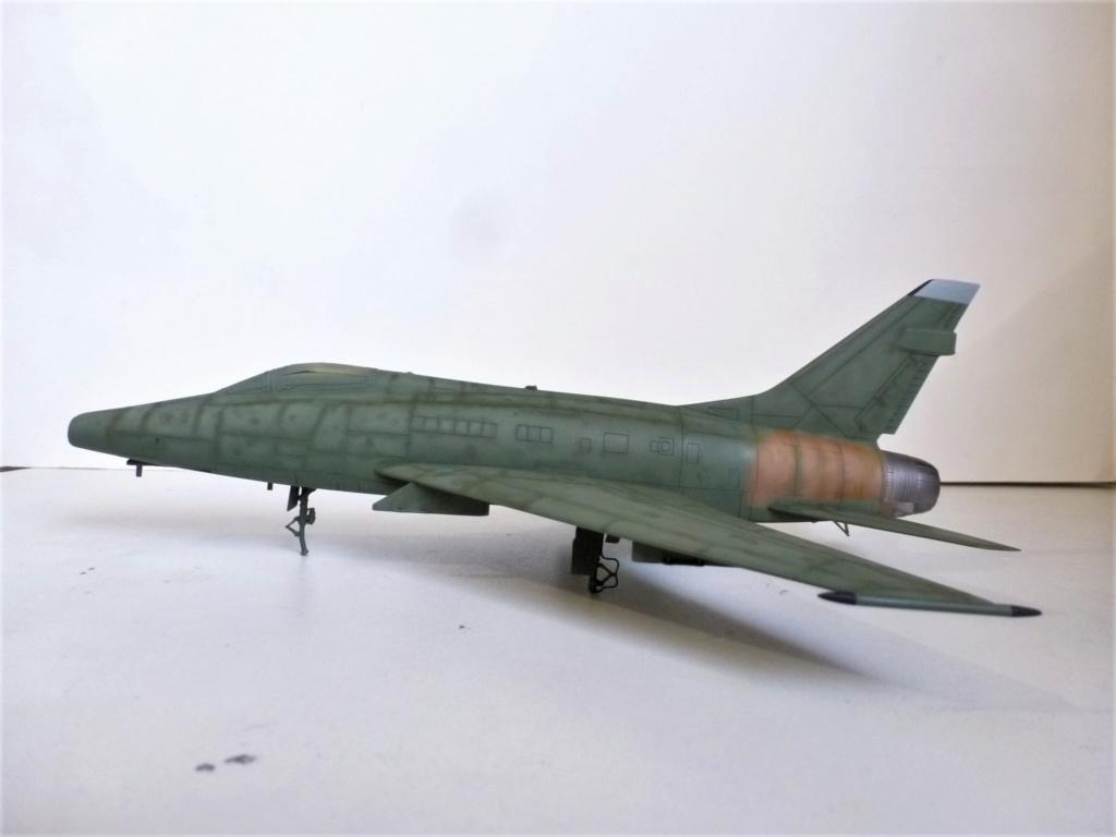 F 100 D Super Sabre  Turquie  ESCI  1/72 P1150713
