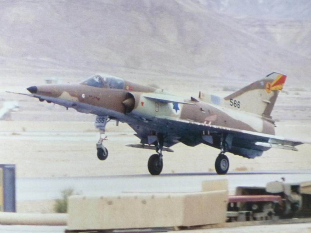 kfir C2/C7  IAF  AMK 1/72 P1180611