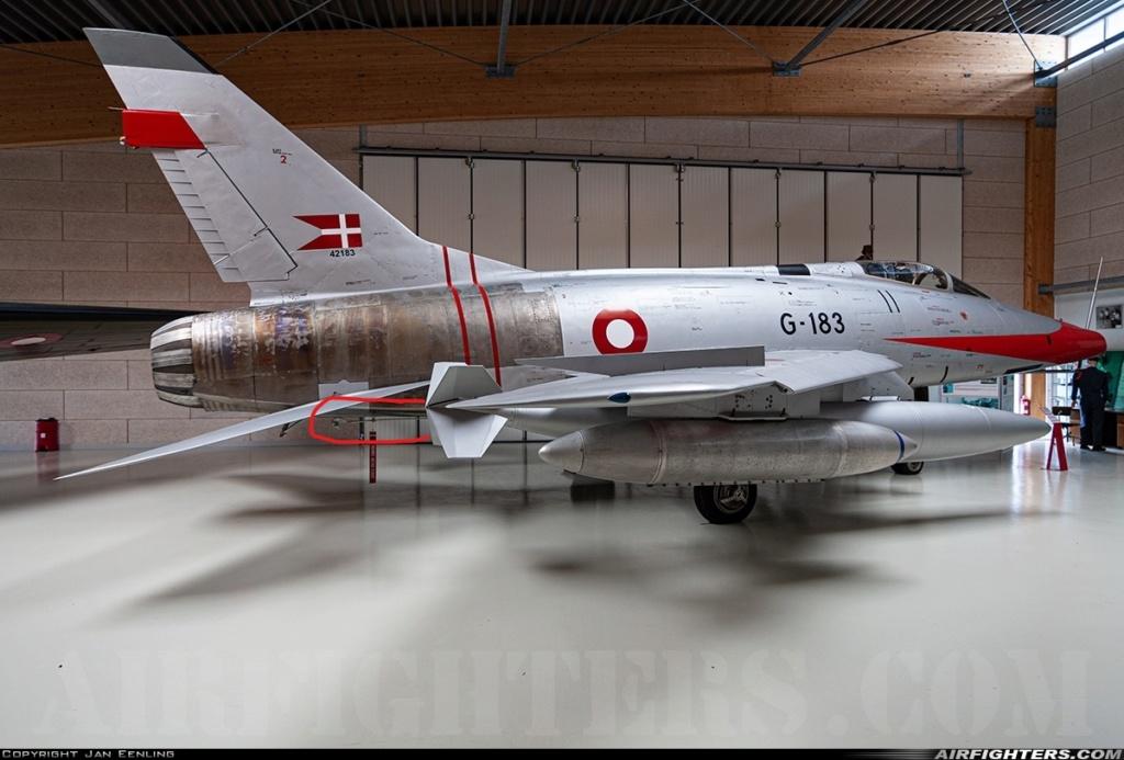 F 100 D Super Sabre  Turquie  ESCI  1/72 Photo_10