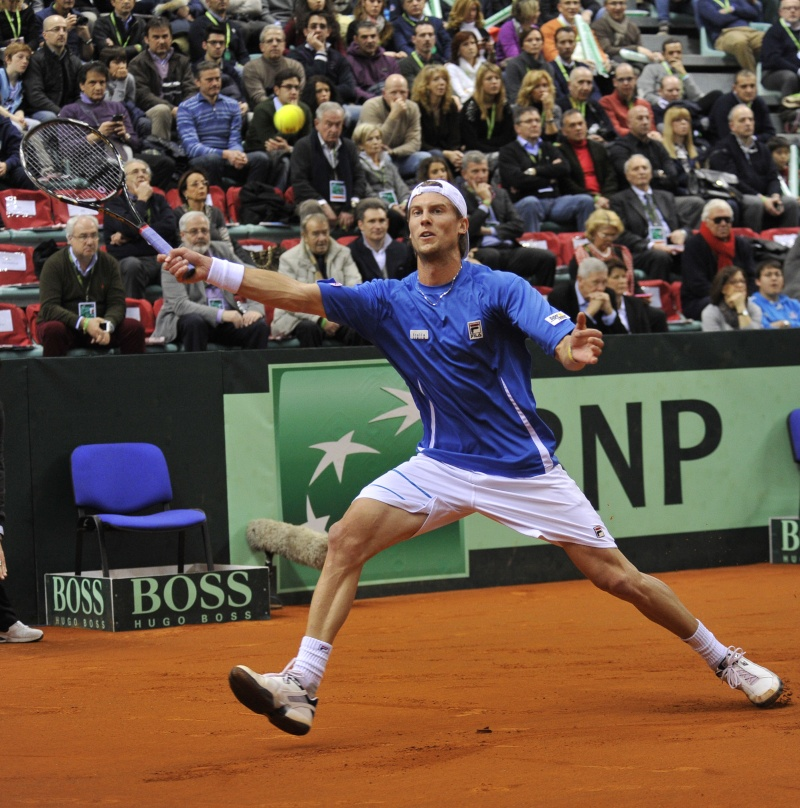 ITA-CRO  Davis Cup 2013 Davis_27