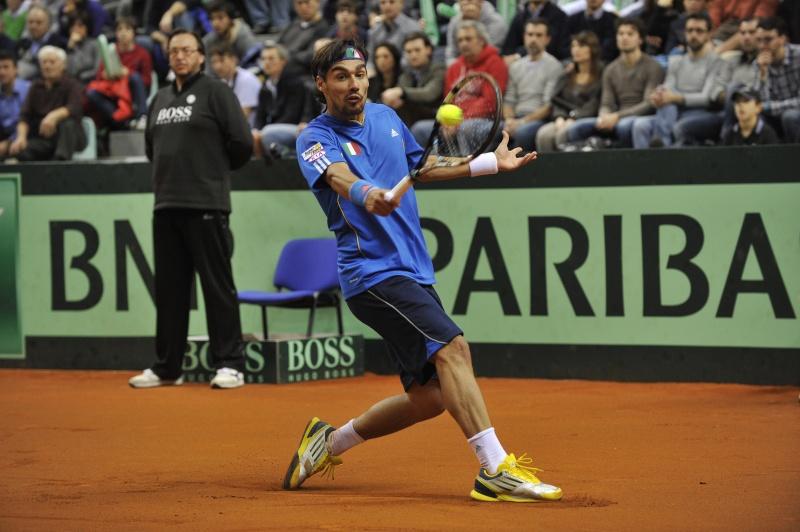 ITA-CRO  Davis Cup 2013 Davis_28