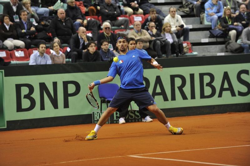 ITA-CRO  Davis Cup 2013 Davis_29