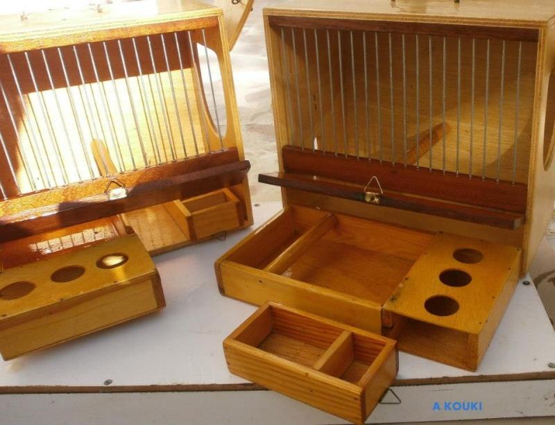 les vieux cages pour le chant des malinois  24894510