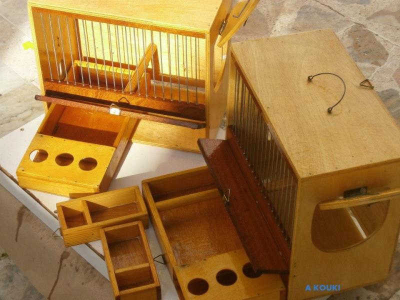 les vieux cages pour le chant des malinois  30550710