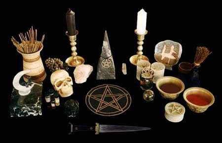 СОСТАВНЫЕ ЧАСТИ РИТУАЛЬНОЙ МАГИИ  Ritual11