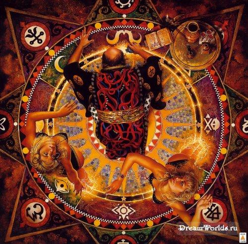 ИНСТРУМЕНТЫ МАГA Ritual13