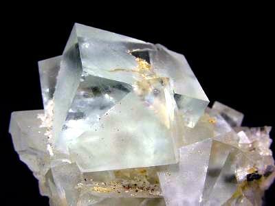 Прозрачные кристаллы  Seethr10