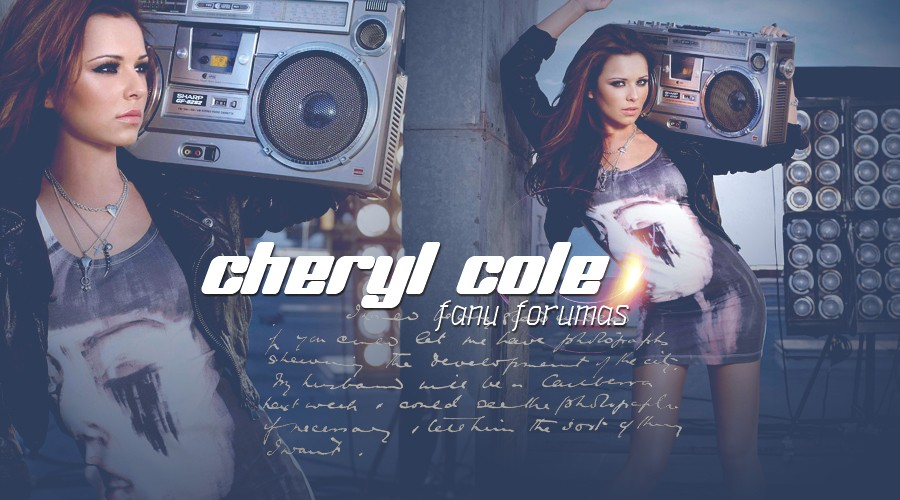 Cheryl Cole FC in Lithuania #1
