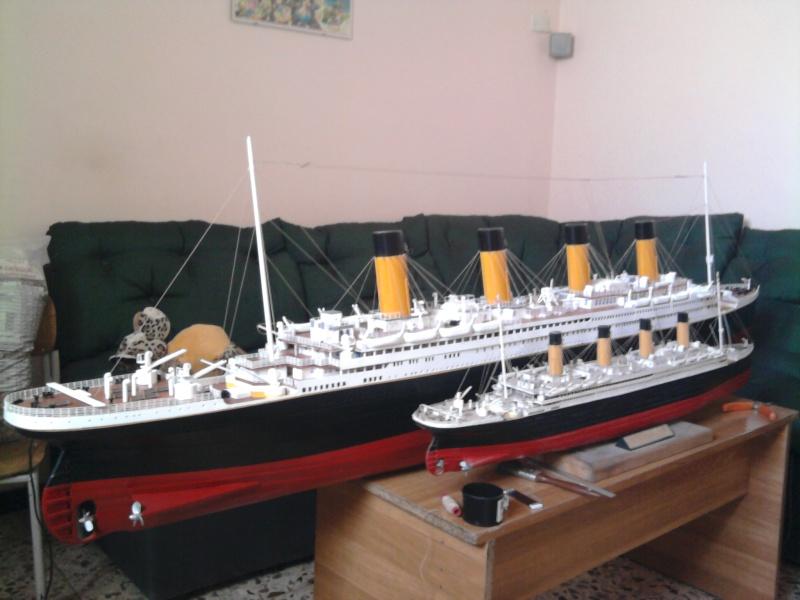 RMS Titanic 1:100 - Pagina 2 Foto0414