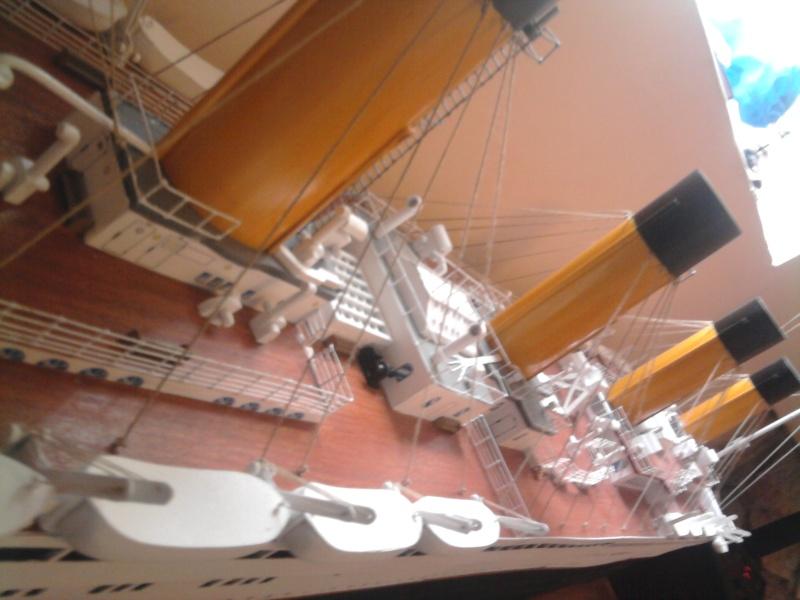 RMS Titanic 1:100 - Pagina 2 Foto0416