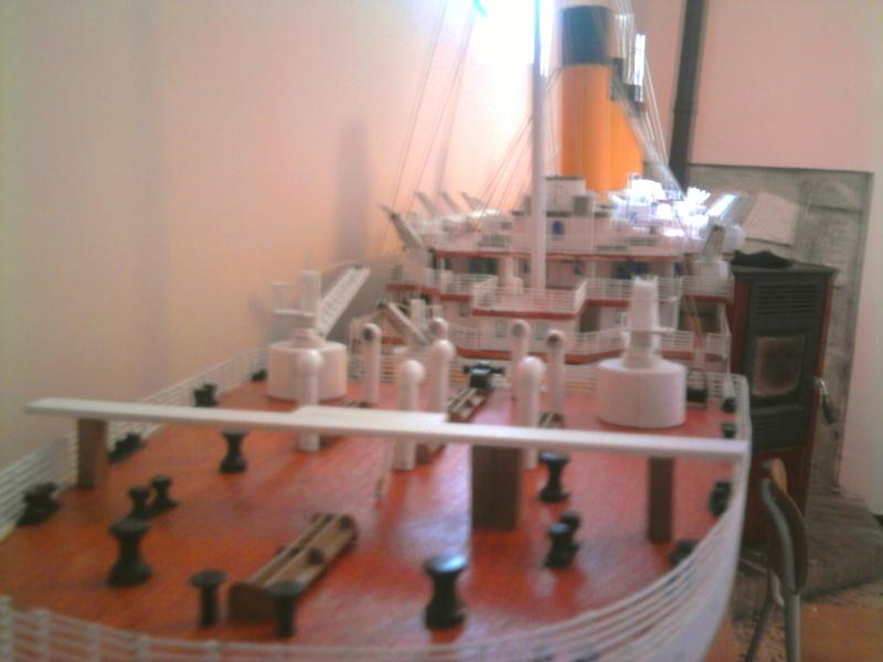 RMS Titanic 1:100 - Pagina 2 Foto0418