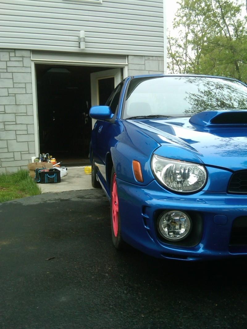 2003 Bugeye Subaru Impreza WRX WRB MORE PICS ADDED Img01410