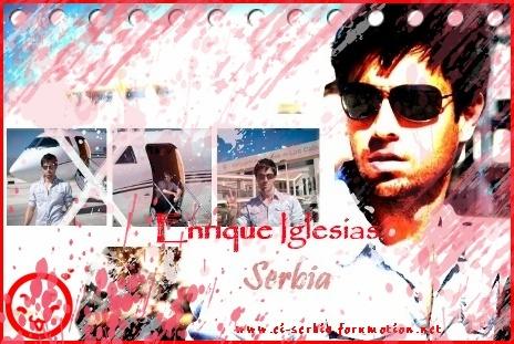 Enrique Iglesias Serbia