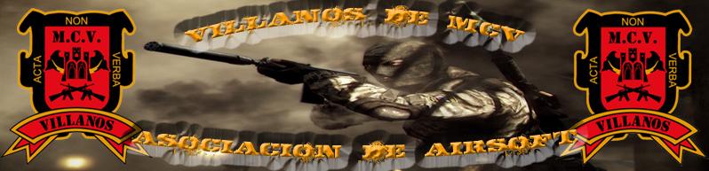 VILLANOS DE M.C.V.