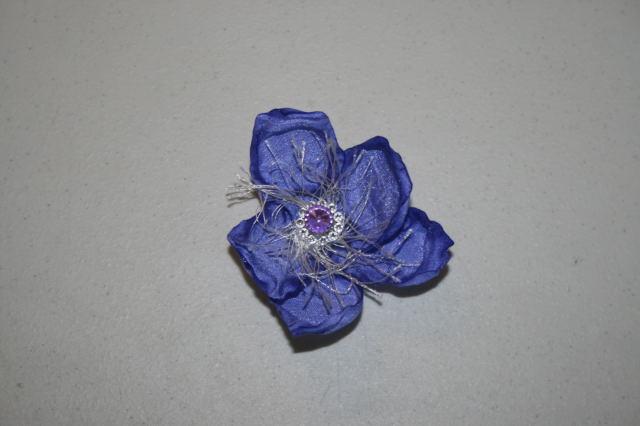 Magnolias & Poppy Handmade Flowers Img_1726