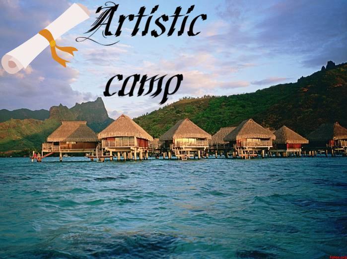 Artistic Camp