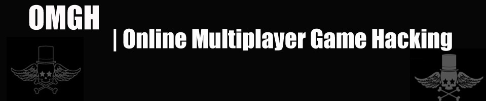 OMGH- Online Multiplayer Game Hacking
