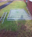 Expedition glavanised roof rack with ladder price reduction Roof_r11