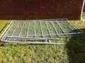Expedition glavanised roof rack with ladder price reduction Roof_r12