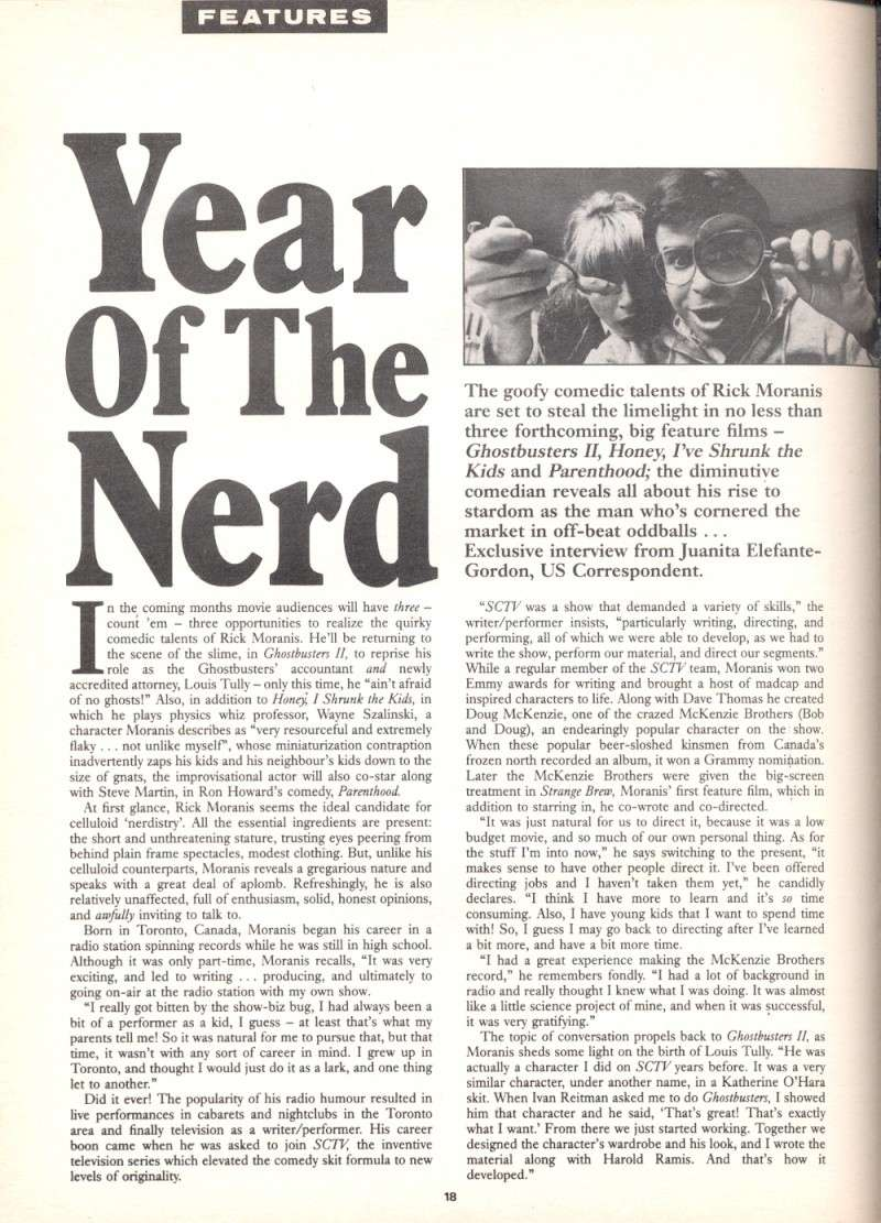 Fantasy Zone numéro 3 (décembre 1989) 0110
