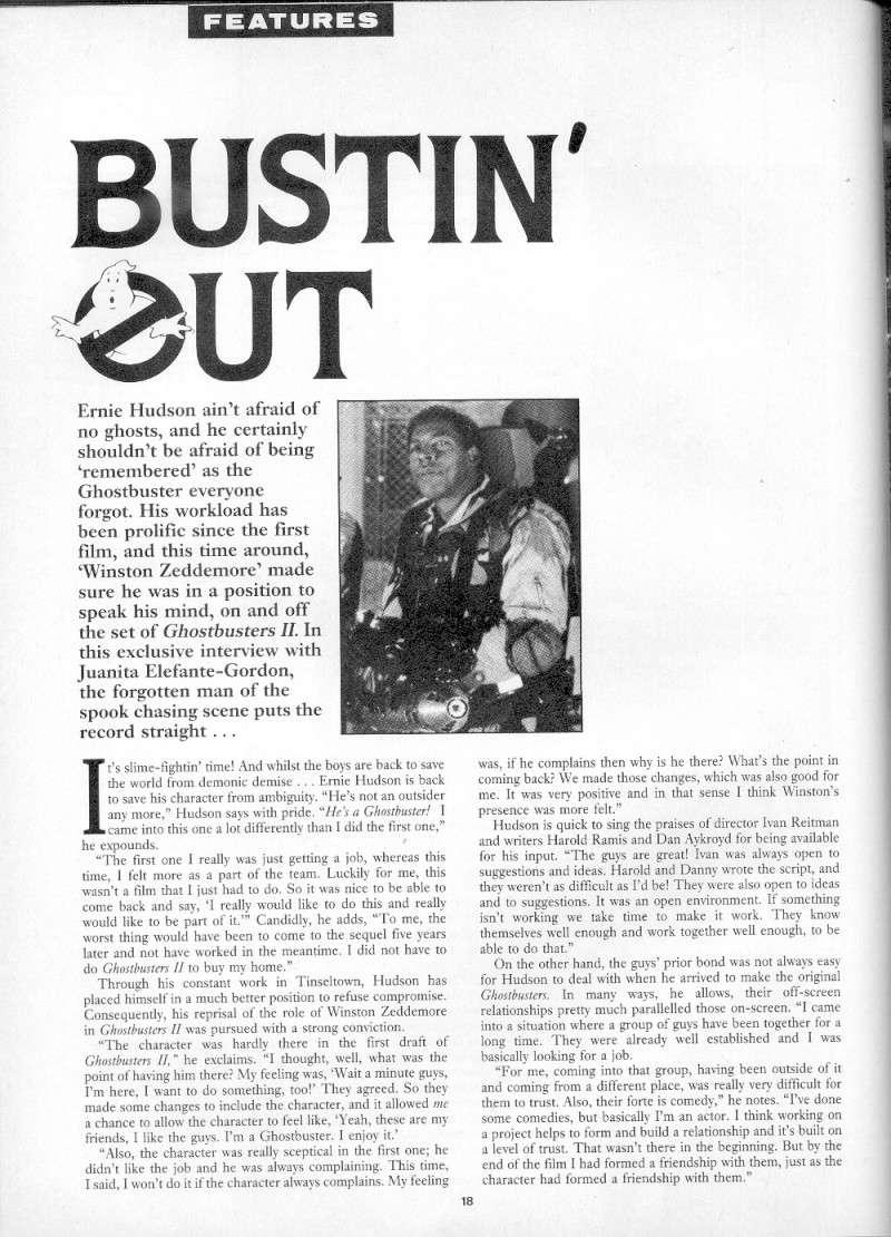 Fantasy Zone numéro 4 (janvier 1990) 0111