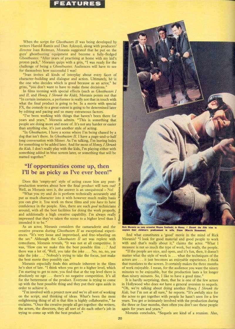 Fantasy Zone numéro 3 (décembre 1989) 0310