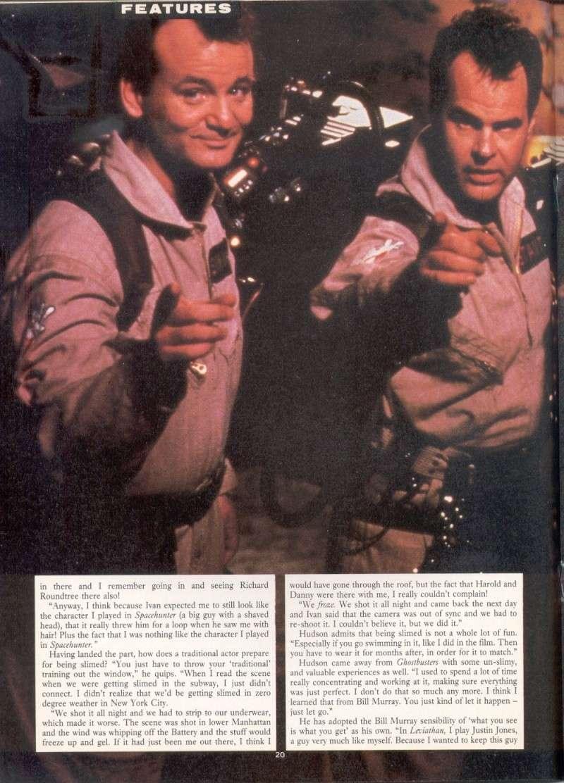 Fantasy Zone numéro 4 (janvier 1990) 0311
