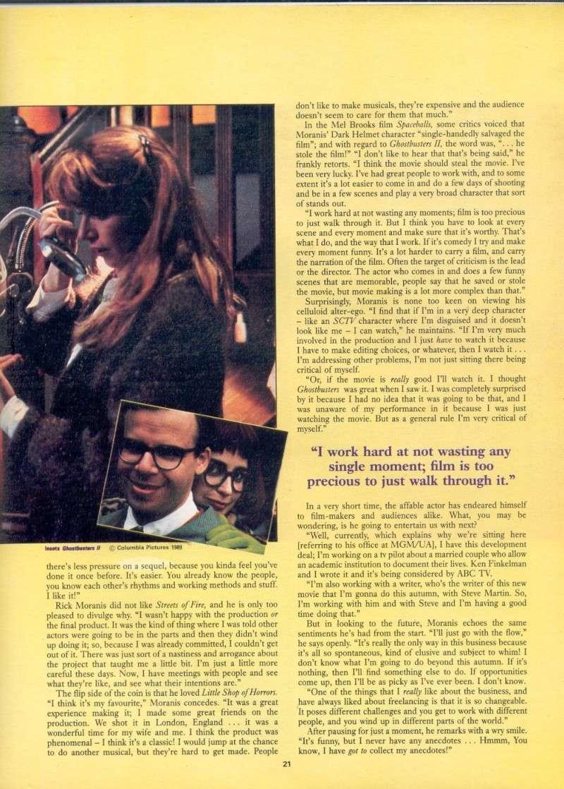 Fantasy Zone numéro 3 (décembre 1989) 0410