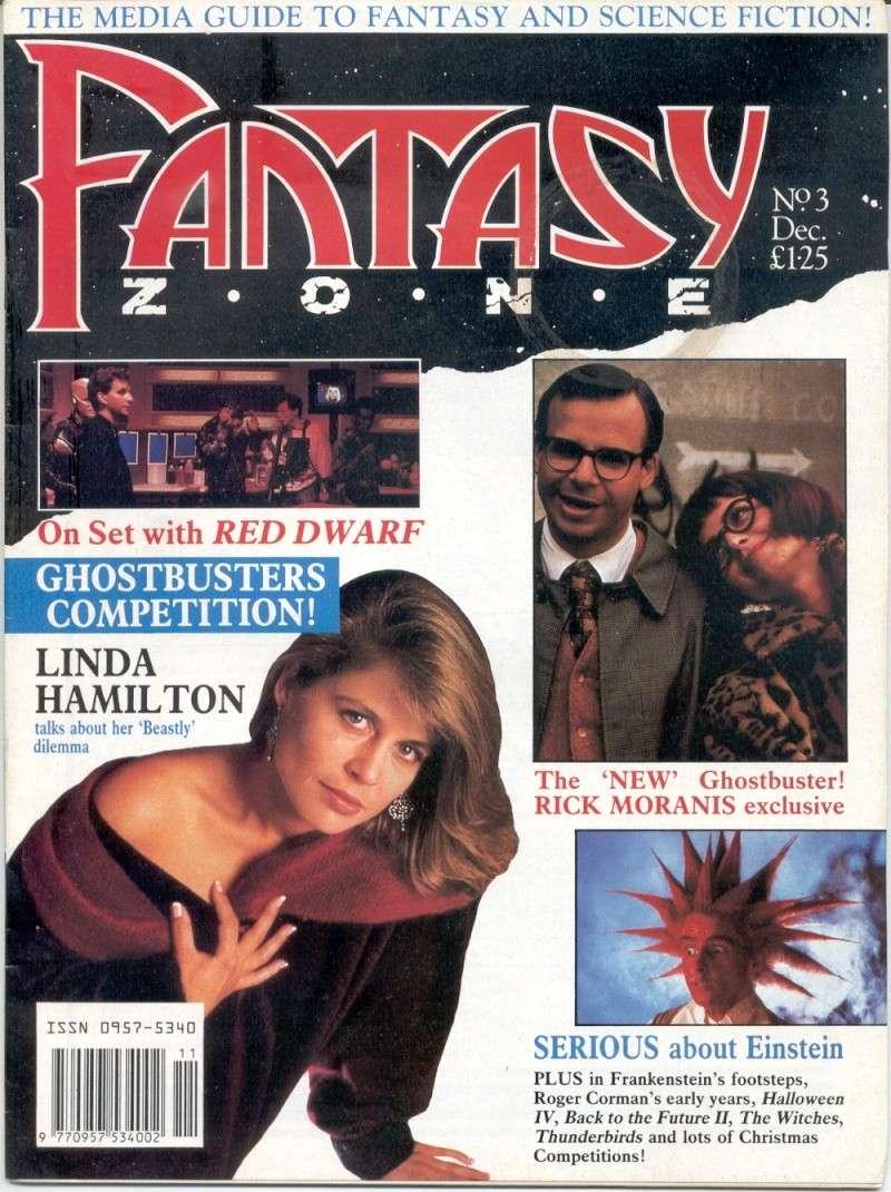 Fantasy Zone numéro 3 (décembre 1989) Cover10