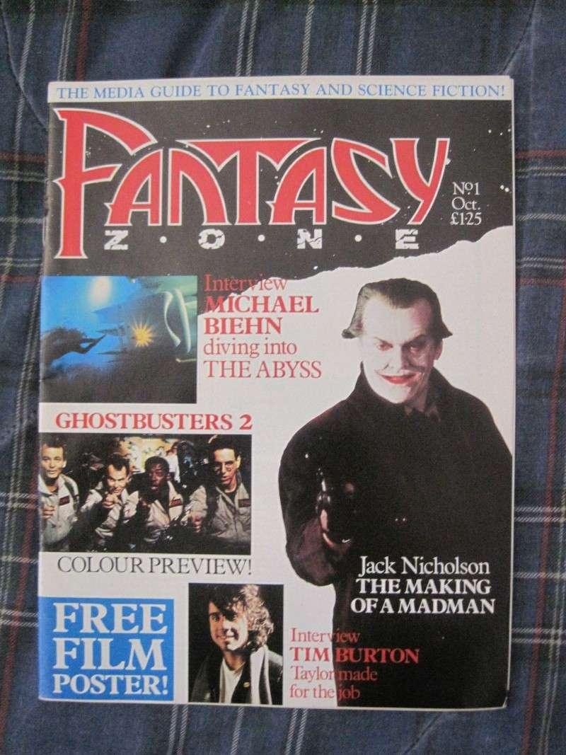 Fantasy Zone numéro 1 (octobre 1989) Photo_10
