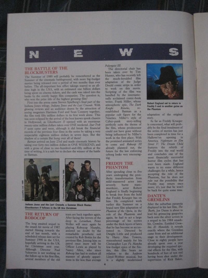 Fantasy Zone numéro 1 (octobre 1989) Photo_11