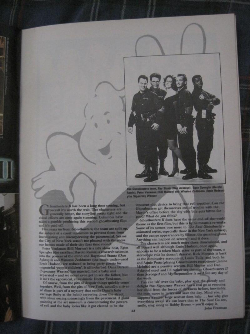 Fantasy Zone numéro 1 (octobre 1989) Photo_16