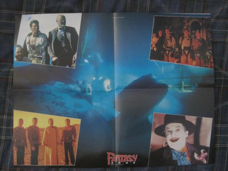 Fantasy Zone numéro 1 (octobre 1989) Photo_18