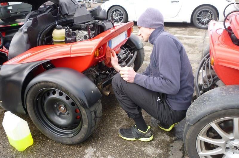 Circuit de Croix en Ternois - 17/03/2013 - Speed Day Mines - Compte rendu, vidéos, photos Julien12