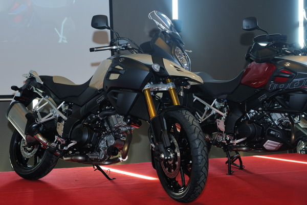Suzuki 1000 V-Strom 2014 : la première photo ! Por_3410