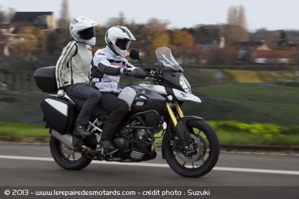 Suzuki 1000 V-Strom 2014 : la première photo ! Suzuki10