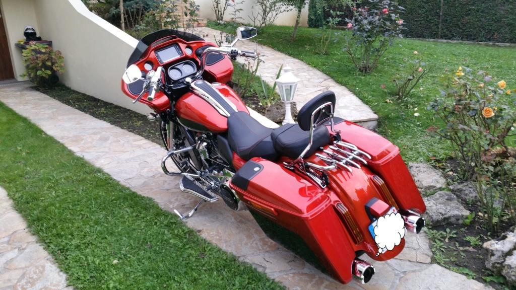 Essai Harley-Davidson Road Glide CVO 117 dans Le Repaire - Page 2 20171113