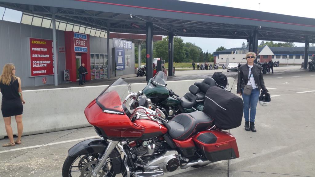 Essai Harley-Davidson Road Glide CVO 117 dans Le Repaire 20180710