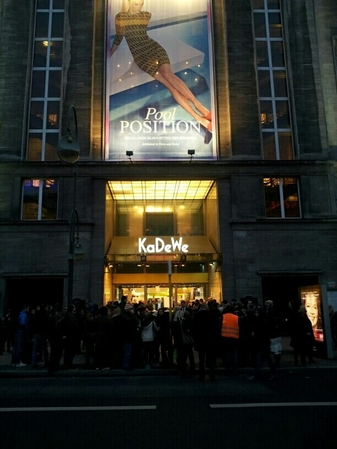 Inauguration de Farrell à Berlin 26/02/2013 115