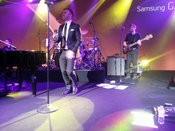 Samsung Galaxy S4 World Tour à Londres 16/04/2013 217