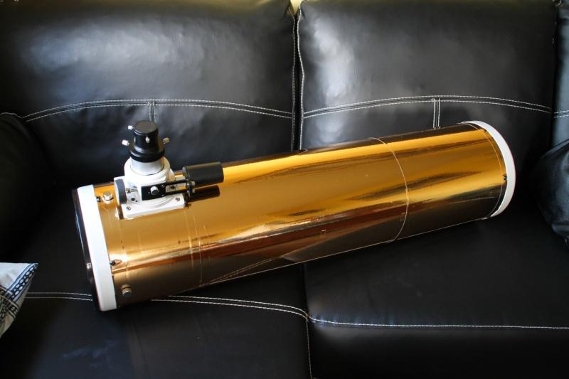 NOUVEAU TELESCOPE SOLAIRE  02112