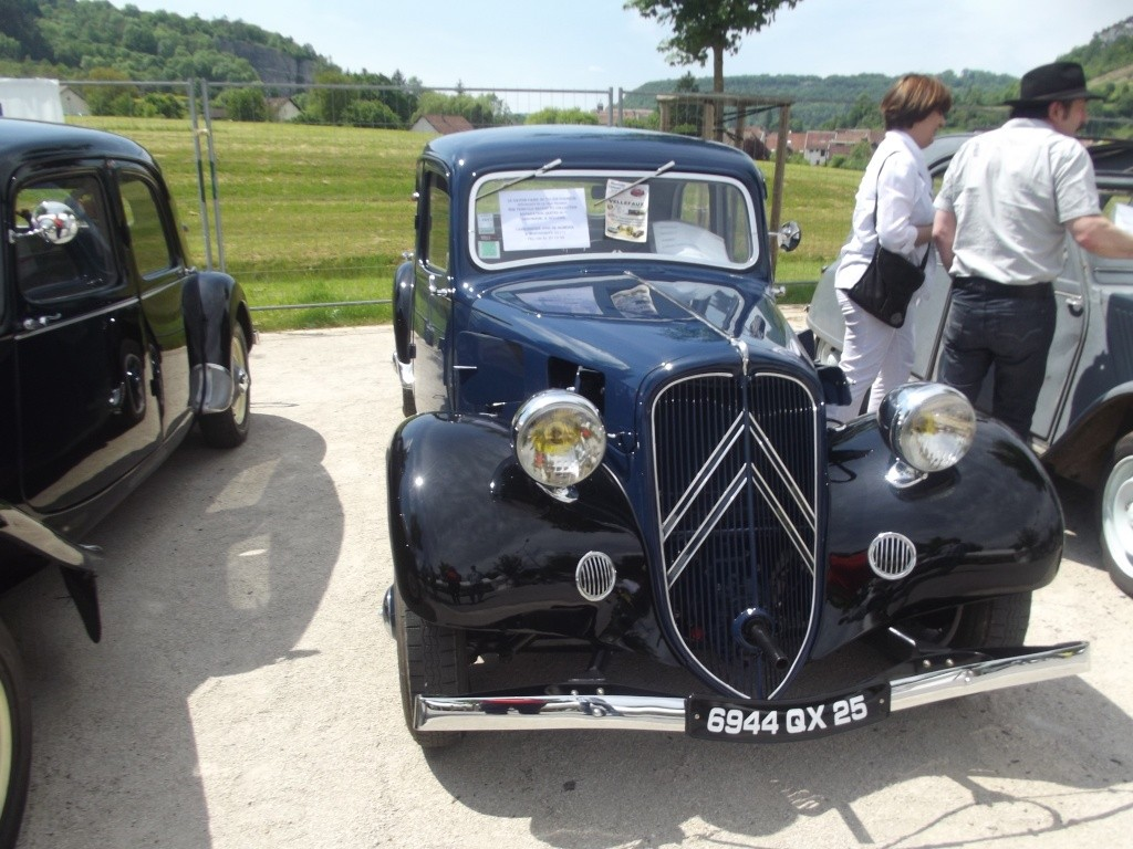 Citroën Traction Camion38